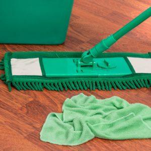 serpillère entreprise de nettoyage