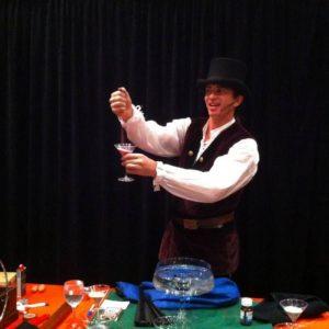 services d'un magicien